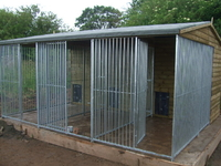 Clent Kennel Block Range